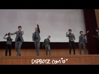 121218 School Attack Event in Bukwon (Girls High School) Hot Game - short ver.